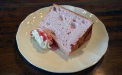ぶどうの木 シフォンケーキ